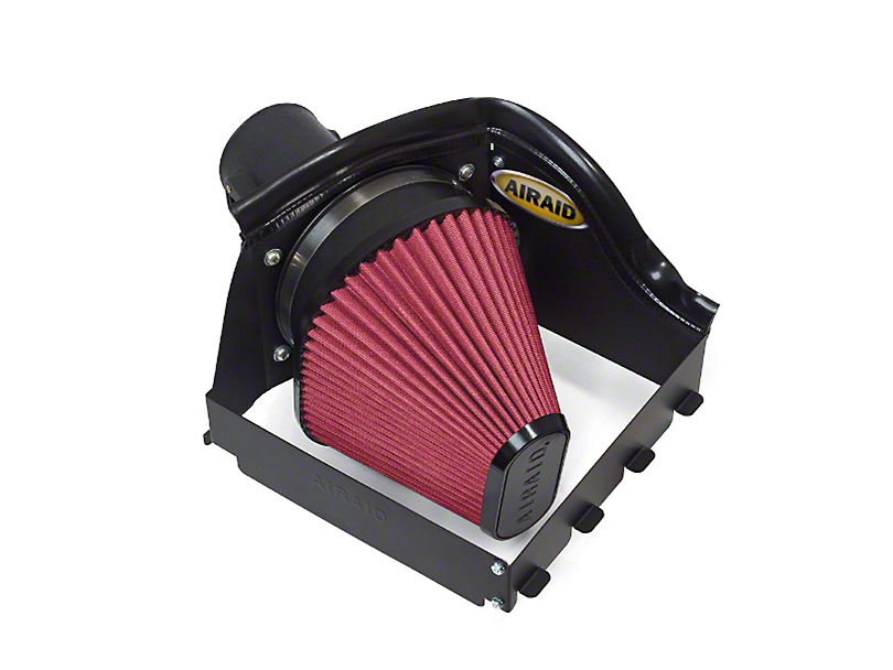 Airaid QuickFit Air Dam Intake w/ SynthaFlow Oiled Filter (2010 5.4L Raptor)