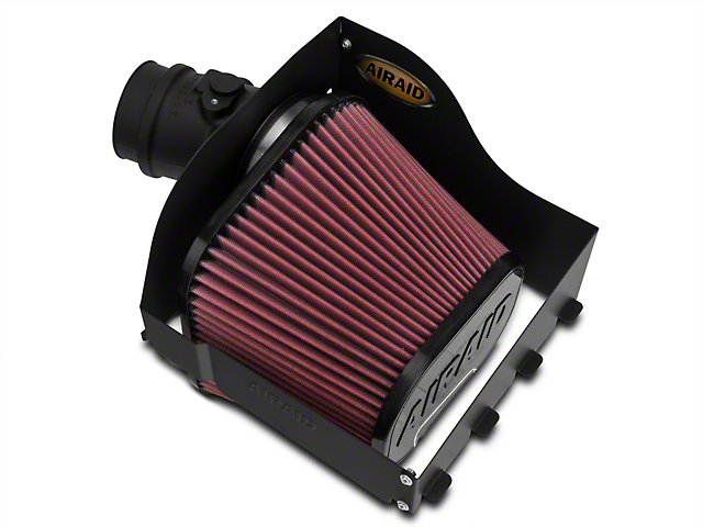 Airaid SynthaFlow Oiled Filter QuickFit Air Dam (10-14 3.5L EcoBoost, 3.7L, 5.0L, 6.2L F-150)
