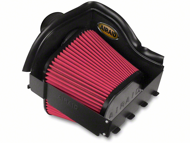 Airaid QuickFit Air Dam w/ SynthaFlow Oiled Filter (11-14 3.5L EcoBoost)