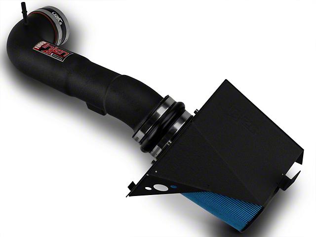 Injen Power-Flow Cold Air Intake - Wrinkle Black (09-10 4.6L 3V F-150)