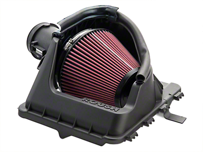 Roush Cold Air Intake (11-14 3.7L)