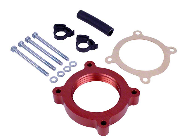 Airaid PowerAid Throttle Body Spacer (11-14 3.7L F-150)