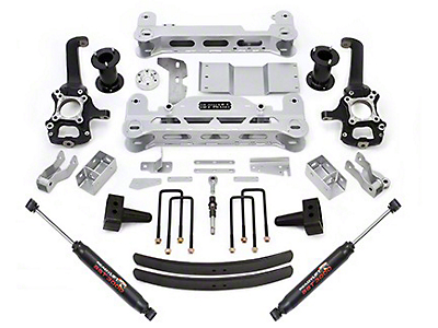 ReadyLIFT 6 in. Off Road Lift Kit w/ SST3000 Shocks (09-14 2WD; 12-14 4WD, Excluding Raptor)