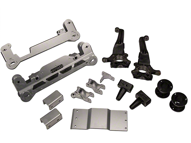 ReadyLIFT 5 in. Off Road Lift Kit w/o Shocks (09-14 2WD F-150; 12-14 4WD F-150, Excluding Raptor)