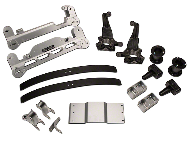 ReadyLIFT 6 in. Off Road Lift Kit w/o Shocks (09-14 2WD; 12-14 4WD, Excluding Raptor)