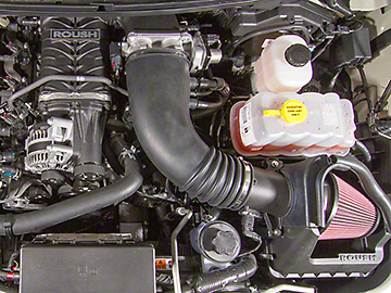 Roush R2300 Supercharger - Tuner Kit (11-14 5.0L F-150)