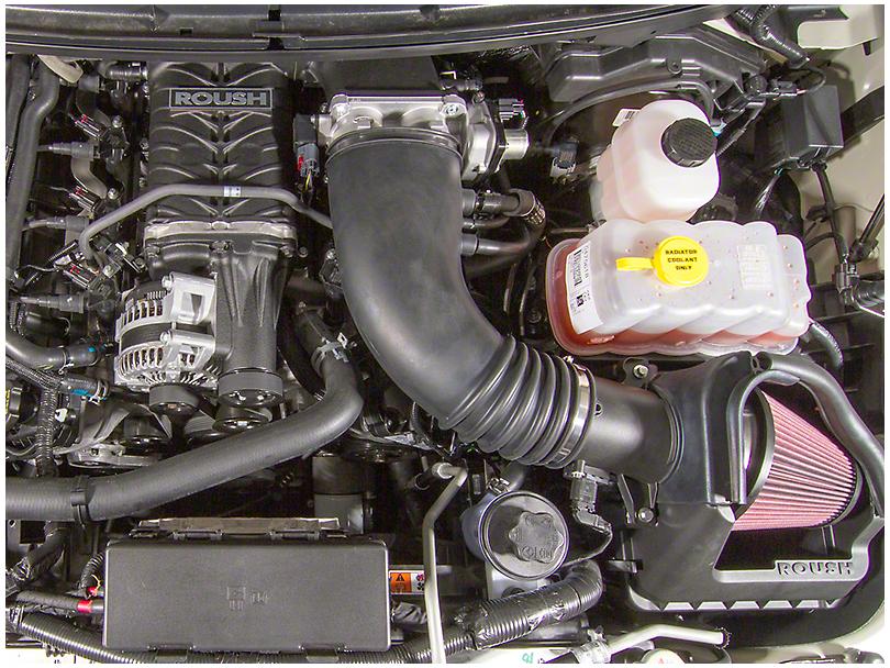 Roush R2300 Supercharger - Tuner Kit (11-14 6.2L F-150, Excluding Raptor)