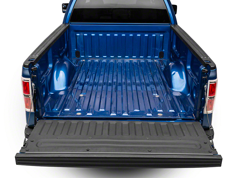Weathertech TechLiner Tailgate Mat - Black (09-14 w/o Tailgate Step & Handle)