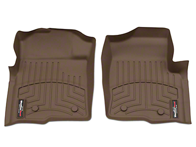 Weathertech DigitalFit Front Floor Liners - Tan (09-14 F-150)