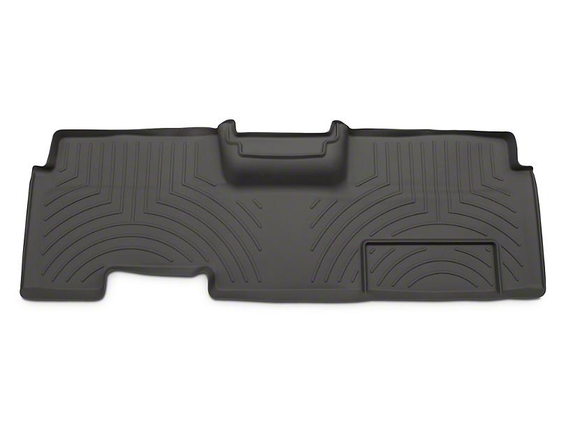 Weathertech DigitalFit Rear Floor Liner - Gray (09-14 SuperCab, SuperCrew)