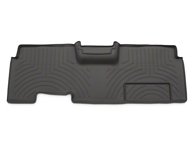 Weathertech F 150 Digitalfit Rear Floor Liner Gray