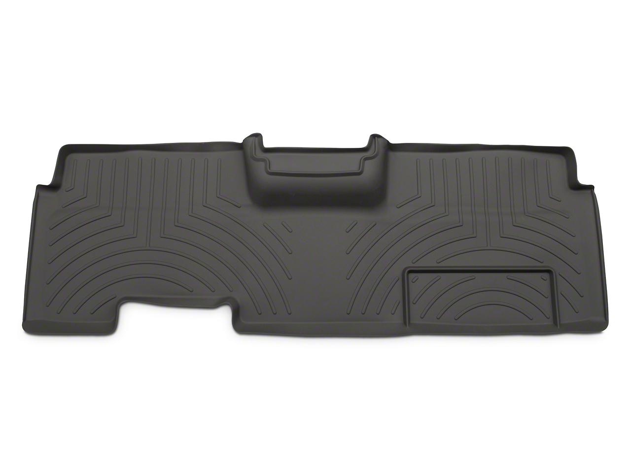 Weathertech DigitalFit Rear Floor Liner - Gray (09-14 F-150 SuperCab, SuperCrew)