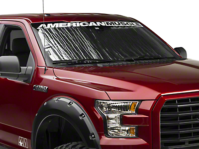 Weathertech TechShade Windshield Sun Shade (15-18 F-150)