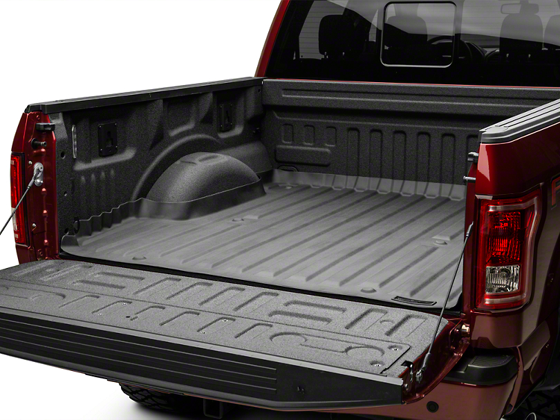 Weathertech F-150 TechLiner Bed Liner - Black 36912 (15-19 ...
