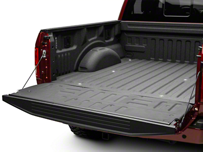 Weathertech TechLiner Tailgate Liner - Black (15-18 All)