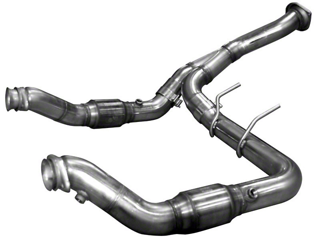 Kooks High Flow Catted Downpipe (11-14 3.5L EcoBoost)