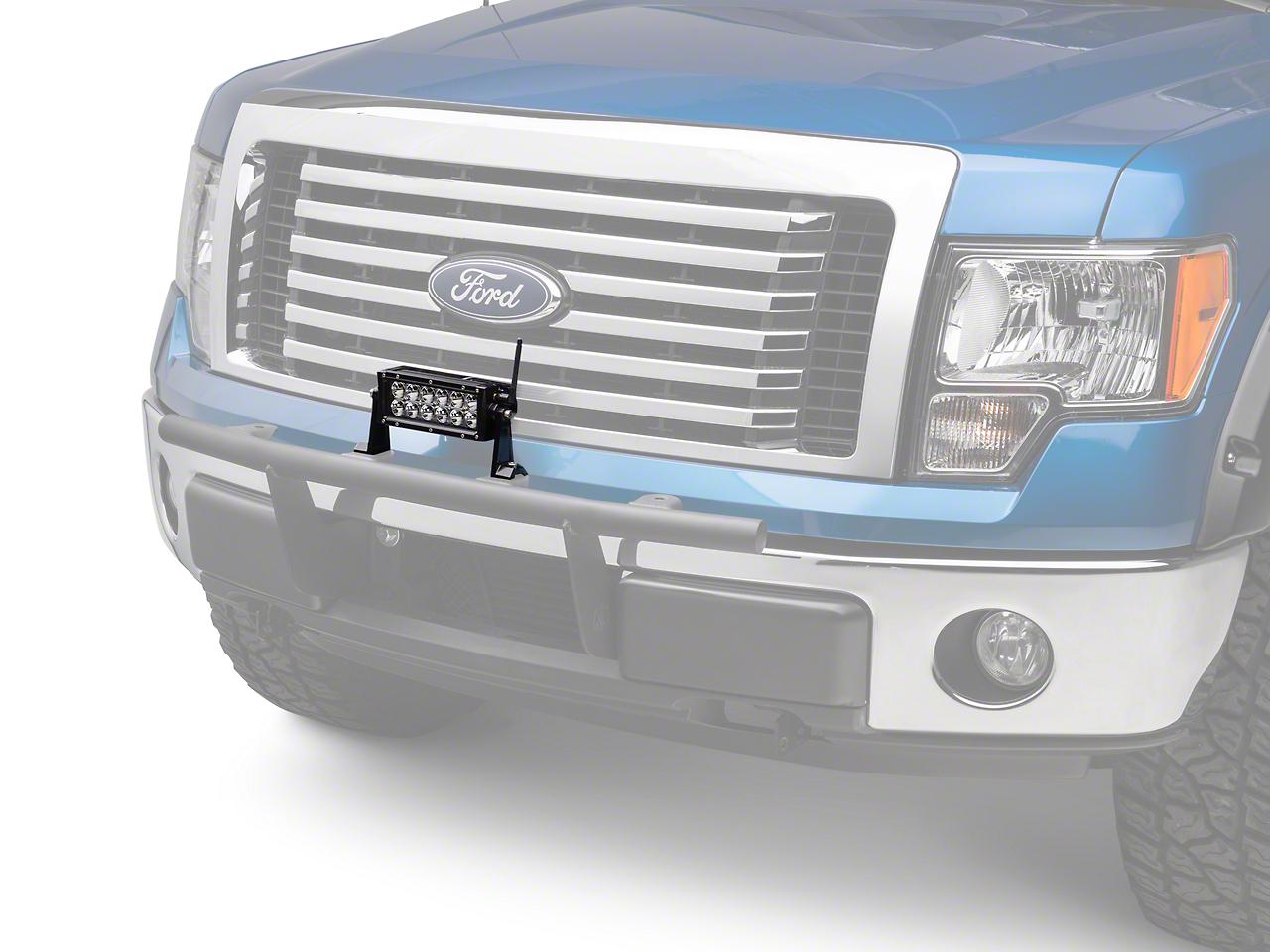 Engo 6 in. Amber & White Multifunction LED Light Bar - Flood/Spot Combo (97-17 All)