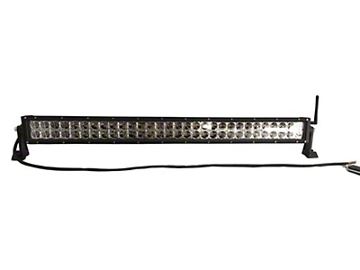 Engo 30 in. Amber & White Multifunction LED Light Bar - Flood/Spot Combo (97-18 F-150)