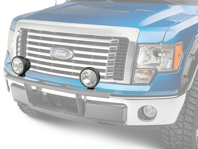 KC HiLiTES 6 in. Pro-Sport Gravity LED Lights - Driving Beam - Pair (97-18 F-150)