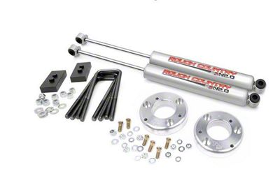 Dual Front Shock Kit 1402 Rough Country