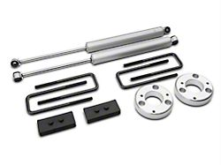 Rough Country 2 in. Leveling Lift Kit w/ Shocks (15-19 F-150, Excluding Raptor)