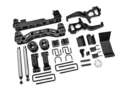 Rough Country 5 in. Suspension Lift Kit (15-18 4WD, Excluding Raptor)