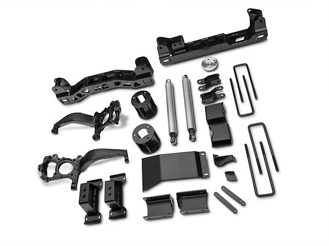 Rough Country 6 In Suspension Lift Kit 15 19 4wd F 150 Excluding Raptor