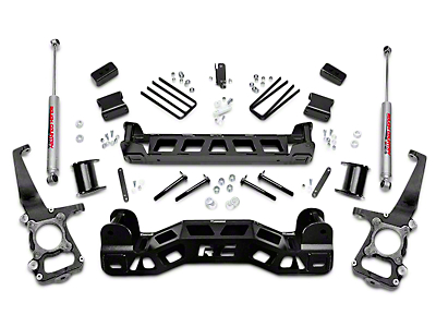 Rough Country 4 in. Suspension Lift Kit (09-14 2WD)