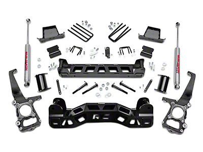 Rough Country 6 in. Suspension Lift Kit (11-13 4WD)