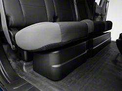 Husky Gearbox Under Seat Storage Box (15-19 F-150 SuperCab)