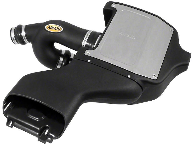 Airaid MXP Series Cold Air Intake w/ SynthaFlow Oiled Filter (15-16 3.5L EcoBoost F-150)