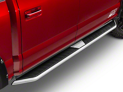 Barricade Running Boards (15-19 F-150 SuperCab, SuperCrew)