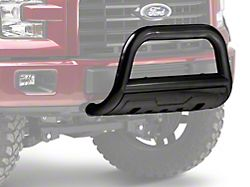 Barricade 3.50-Inch Bull Bar; Black (04-20 F-150, Excluding Raptor)