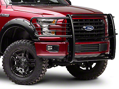 Barricade Brush Guard - Black (15-17 F-150, Excluding Raptor)