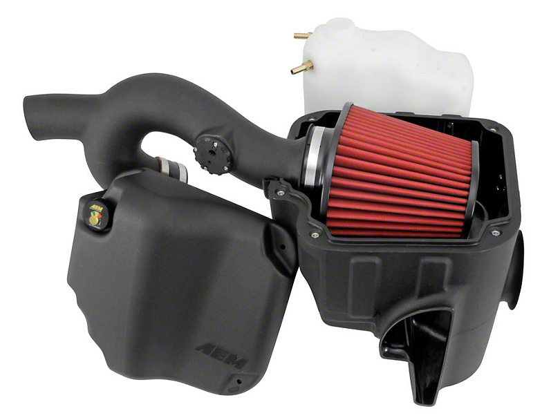 AEM Brute Force Cold Air Intake w/ Coolant Reservoir (11-14 3.5L EcoBoost)