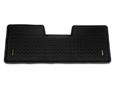 Barricade Rear Floor Liner - Black (09-14 SuperCab, SuperCrew)