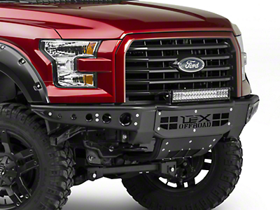 LEX Motorsports Assault 2 Front Bumper (15-17 All, Excluding Raptor)