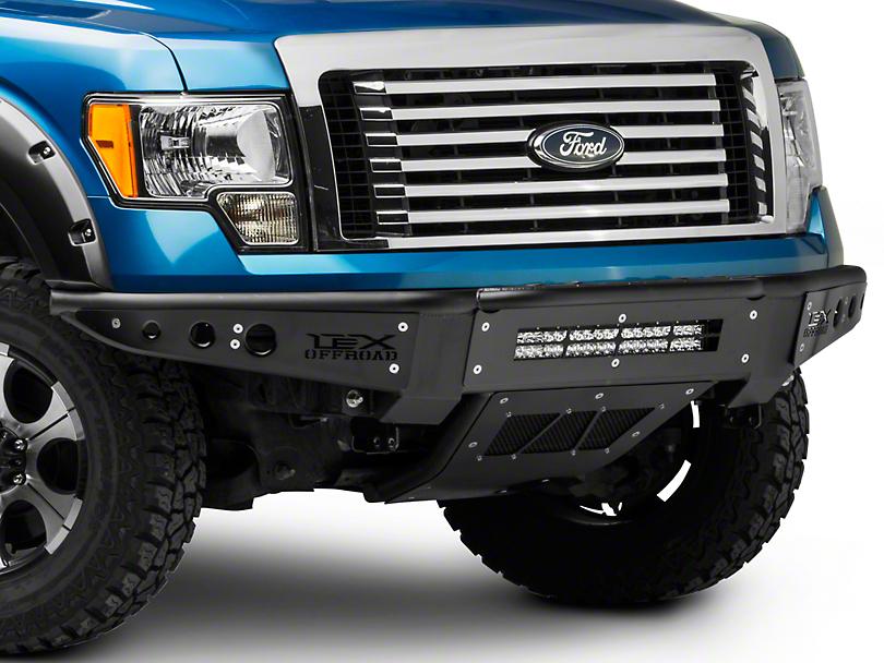 LEX Motorsports Assault Front Bumper (09-14 All, Excluding Raptor)