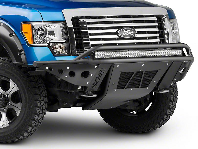 LEX Motorsports Gen 2 Front Bumper (11-14 3.5L EcoBoost, 5.0L F-150)