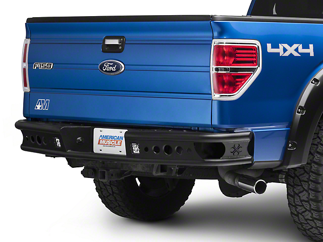 LEX Motorsports Gen 2 Rear Bumper (09-14 All)