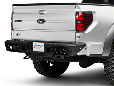LEX Motorsports King Pin Rear Bumper (10-14 Raptor)