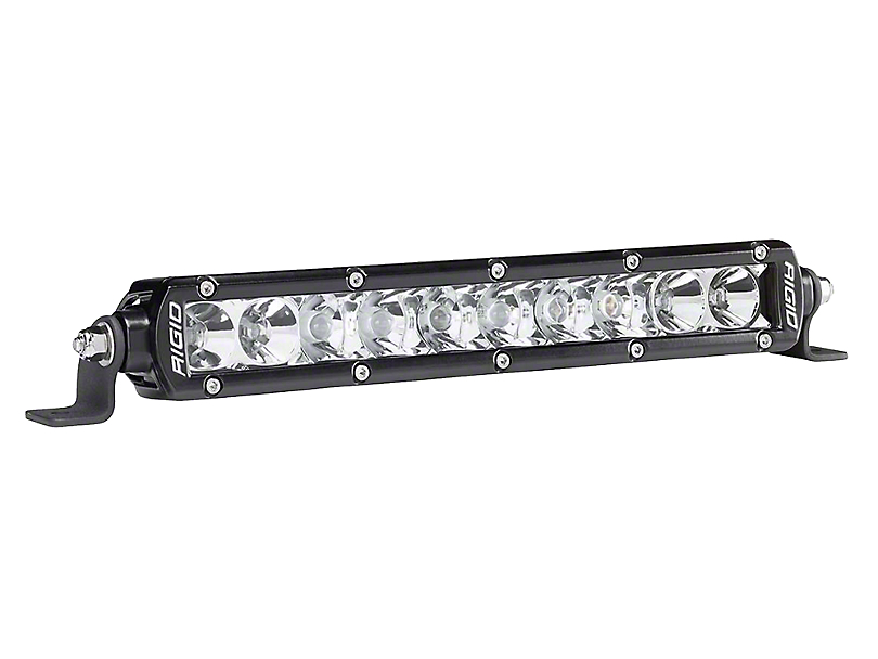 Rigid Industries 10 in. SR-Series LED Light Bar - Flood/Spot Combo