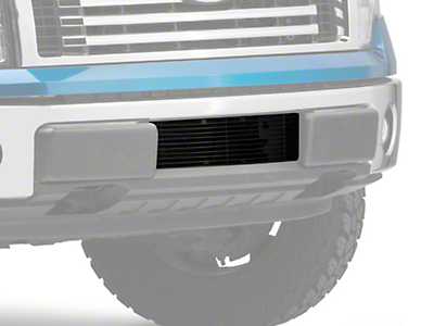 T-REX Billet Series Lower Bumper Grille Insert - Black (09-14 All, Excluding Raptor, Harley Davidson & 2011 Limited)