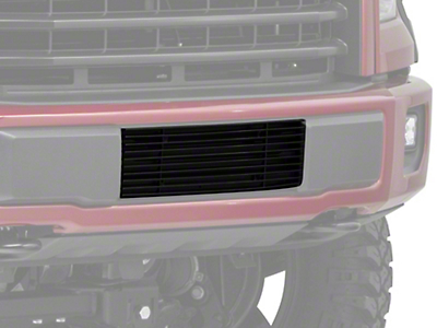T-REX Billet Series Lower Bumper Grille Insert - Black (15-17 All, Excluding Raptor)