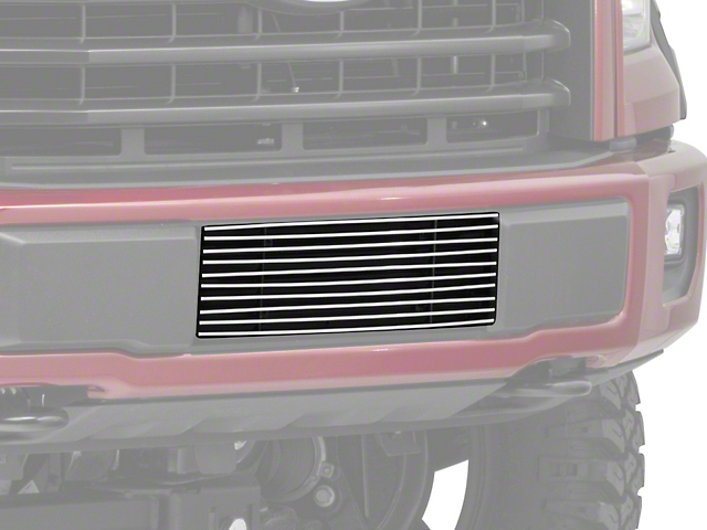 T-REX Billet Series Bumper Grille - Polished (15-17 F-150, Excluding Raptor)