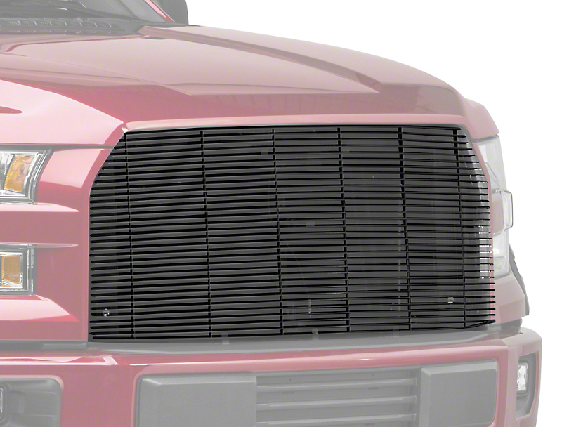 T-REX Billet Series Upper Replacement Grille - Black (15-17 F-150, Excluding Raptor)