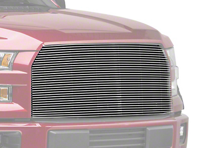 T-REX Billet Series Upper Replacement Grille - Polished (15-17 All, Excluding Raptor)