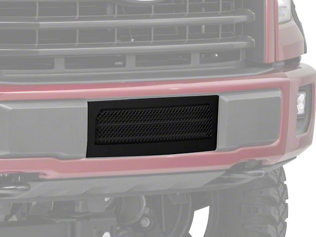 T-REX Upper Class Series Lower Bumper Mesh Grille Insert - Black (15-17 All, Excluding Raptor)