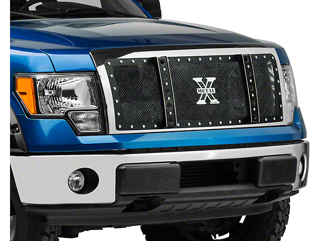 T rex f 150 x metal series baja bars black 6455681 09 12 f 150 t rex x metal series baja bars black 09 12 f 150 stx xl xlt fx2 fx4 voltagebd