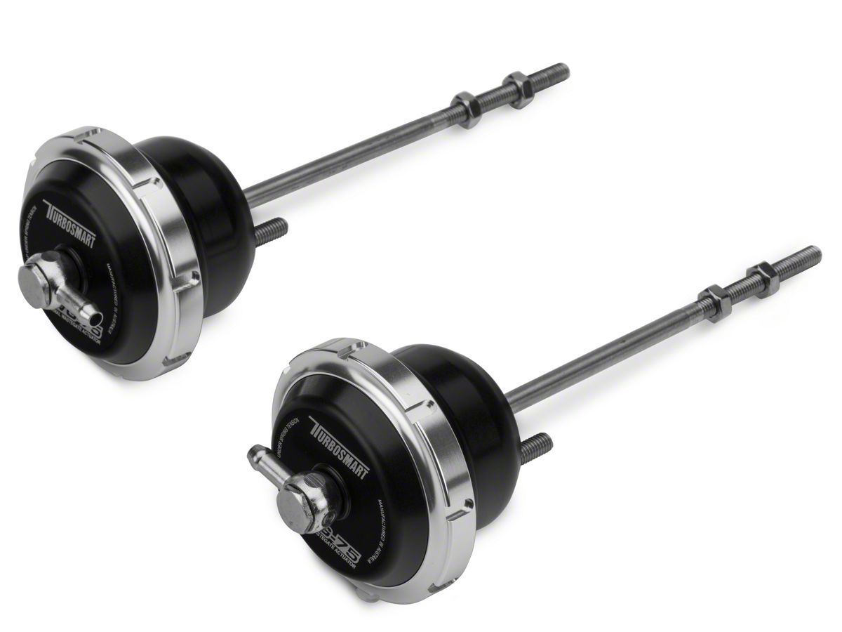 Turbosmart IWG75 Internal Wastegate - 5 PSI - Pair (11-12 3 5L EcoBoost  F-150)